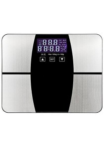 Arche Body Fat BMI Digital High Precision Scale w/ Weight, Body Fat, Water, Mass & Denstity