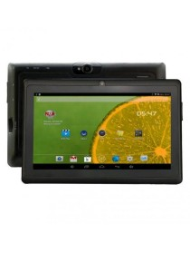 "Arche 7"" Android 4.4 Tablet PC MID 6.6GB Touchscreen, Wi-Fi, Bluetooth, Dual Camera (Black)"