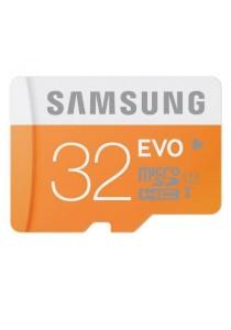 Samsung EVO 32GB 48MB/s MicroSDHC  U1 UHS I Memory Card with Adapter