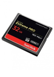 SanDisk Extreme PRO 32GB 160MB/s Compact Flash