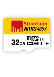 Strontium Nitro 32GB 70MB/s U1 Class 10 UHS-1 MicroSDHC Micro SD Memory Card