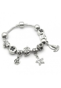 Arche Gothic Love Charm European Style Inspired Bracelet