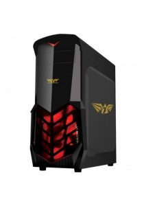 Armaggeddon Vulcan V1X Gaming PC Case (Black)