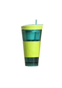 ASOTV Snackeez   2 in 1 Snack and Drink Cup (Blue/Green)