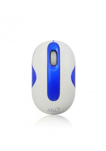 Atake 3D Optical Mouse USB Fancy Pebble (Blue)