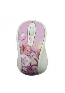 Atake Optical Mouse USB AMJ-1003DL (Purple)
