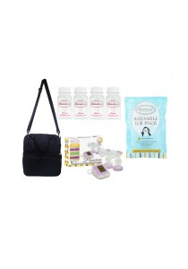 Autumnz Passion Package Double Electric or Manual Breastpump