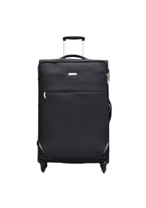 "Airways Ultra Lightweight Expandable Soft Case 24"" Luggage - ATS5915 (Black)"
