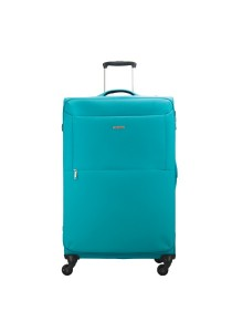 "Airways Extra Capacity Expandable Soft Case 28"" Luggage - ATS6926 (Turquoise)"