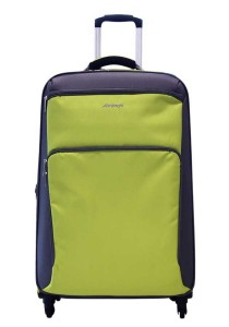 "Airways ATS5912 20"" 4 Wheels Spinner Softcase Luggage (Green)"