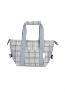 Autumnz 2 in 1 Convertible Cooler Bag Chequered