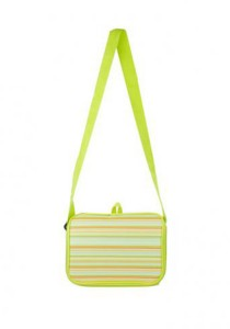 Autumnz Fun Foldaway Cooler Bag Spring Green