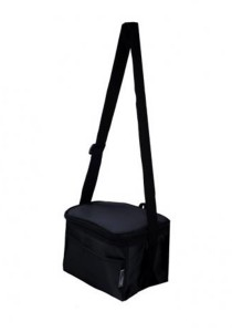 Autumnz Fun Foldaway Cooler Bag Black