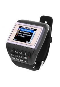 Avatar ET-1 Touch Screen Watch Phone with Keypad and Bluetooth