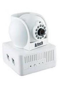 Aztech HIPC700 Build In Homeplug IP Camera