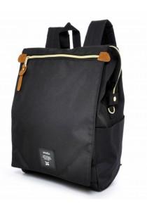 Anello Flip Backpack - Black