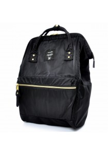 Anello Nylon Backpack Mini (Black)