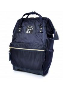 Anello Nylon Backpack Regular Size (Navy)