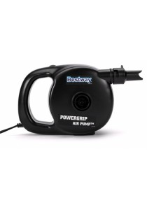 Bestway 62098 powergrip electric air pump / suction for inflatable swimming
