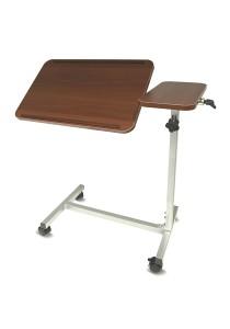 Hopkin Single Tilt Overbed Table