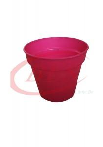 Baba Plastic Pot (Ice Cream Pot) TP85 - Pink Color - 50 Pots