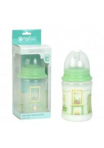 Babito Baby Feeding Bottle Wide Neck 8oz/250ml - Green