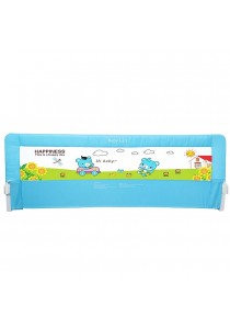 Baby Gift Bed Safety Guard Rail 180cm - Blue Bear