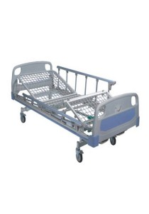 Hopkin Manual Single Crank Hospital Bed