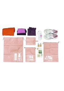 Gin & Jacqie Bailey Travel Kit Pink G214PK