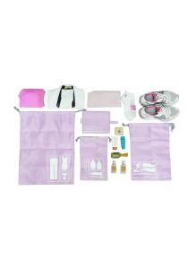 Gin & Jacqie Bailey Travel Kit Purple G214PR