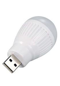 1.0W LED Portable Bulb - Soft White [lxs008]