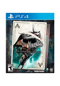 [Pre-Order] Batman: Return to Arkham [PS4] (Expected Arrival Date: 26 July 2016)