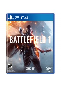 (Pre-Order) Battlefield 1 [PS4] )(Expected Arrival Date: 21 Oct 2016)