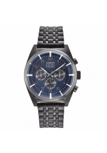Cerruti 1881 CTCRA109SBU03MB Multifunction IP Black Bracelet Men Watch