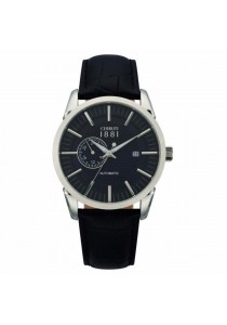 Cerruti 1881 CTCRA141SN02BK Vico Black Leather Strap Men Watch