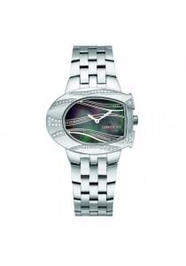 Cerruti 1881 CTCRP007B221A All Stainless steel Black MOP Dial Ladies Watch