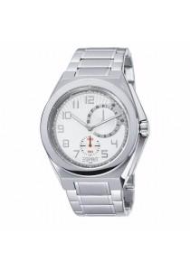 ESPRIT Fine Craft Silver ES101931005 All Stainless Steel White Dial Men Watch
