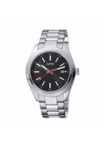 ESPRIT Milo Black ES102711002 All Stainless Steel Black Dial Men Watch