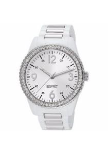 ESPRIT ES105212002 Marin Disco White Ladies Watch