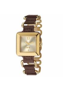 ESPRIT ES106062004 Puro Brown Ladies Watch
