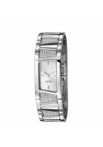 ESPRIT Fancy Deco Crystal Silver ES106442001 All Stainless Steel Ladies Watch