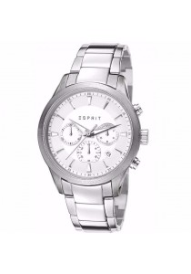 ESPRIT Adam Silver ES107981001 All Stainless Steel Chronograph Men Watch