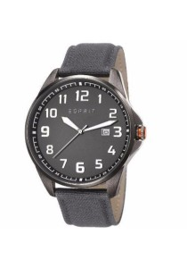 ESPRIT ES107991002 Clayton Canvas Black Men Watch