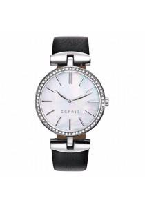 ESPRIT TP10911 Black ES109112003 Black Leather Strap Ladies Watch