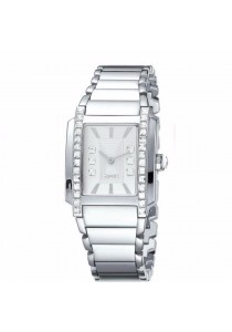 ESPRIT Identity Silver ES900532001 All Stainless Steel White Dial Ladies Watch