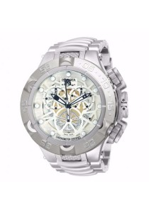 Invicta Subaqua All Stainless Steel Chronograph Men Watch