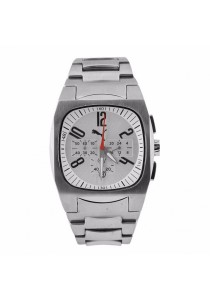 PUMA PU100021005 Forcer Chronograph Men's Watch Silver