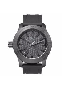 PUMA PU103991002 Impulse 3H 100% Black PU Strap Men Watch