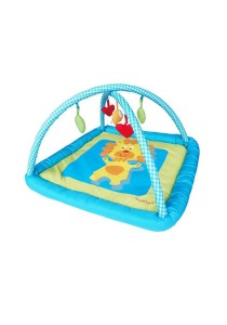 Sweet Heart Paris BBS12 Baby Playing Mat (Light Blue)