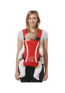 Sweet Heart Paris BBS5015 Baby Carrier (Red)